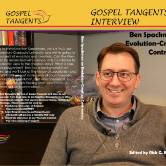I'm excited to introduce Ben Spackman. He's a Ph.D. student at Claremont Graduate University, and we're going to tackle the subject of evolution and creation. Can the Genesis account be reconciled with science, or is it a mistake to impose a scientific view to the creation story? What is concordism and polygenism? Ben has a background in science, history, and we'll look at the history of creationism and evolution. We'll look at past statements of church leaders, to see who supported evolution, and who opposed it, including people like Joseph Fielding Smith and David O. McKay. Check out our conversation…