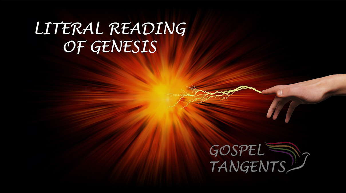 """Many Christians support a literal reading of Genesis. But did you know the meaning of """"literal"""" has literally changed over the centuries?"""