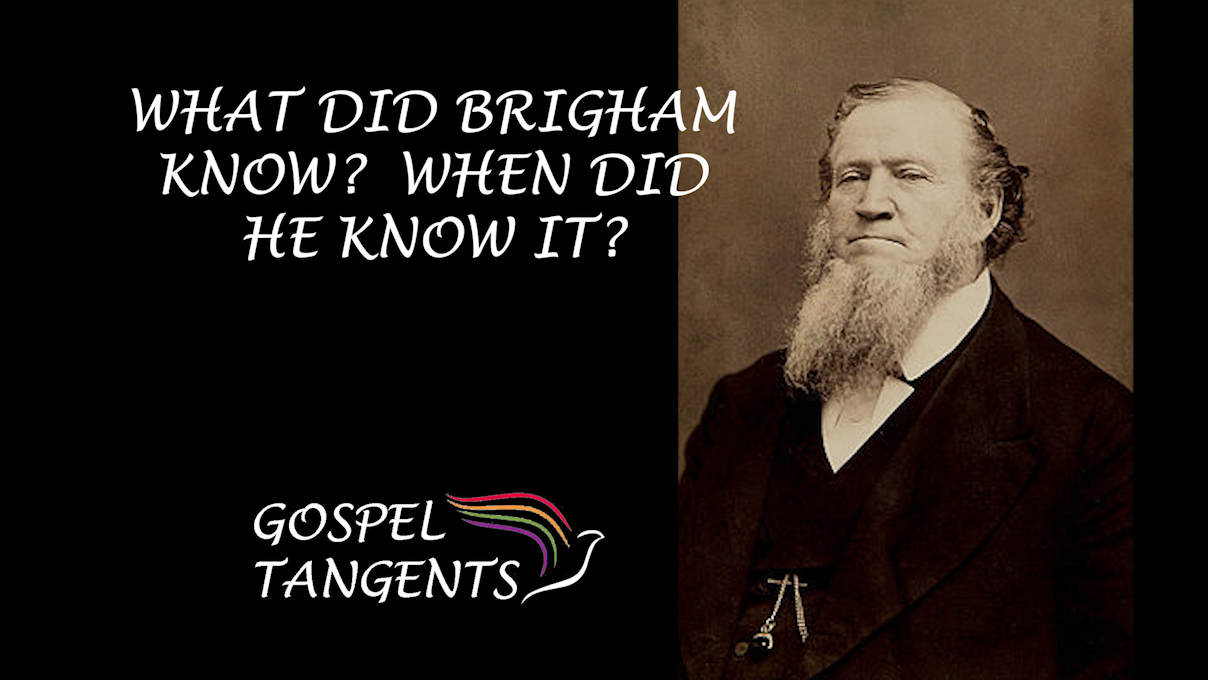 Richard Turley describes how Brigham Young learned about the massacre.