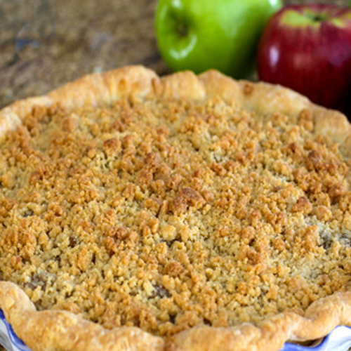 Apple Crumble Pie  *ORDER BY THURSDAYS 11AM / FARM PICKUP SATURDAY ONLY*