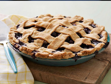 Blueberry Pie  *ORDER BY THURSDAYS 11AM / FARM PICKUP SATURDAY ONLY*