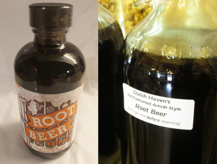 Amish Root Beer Extract