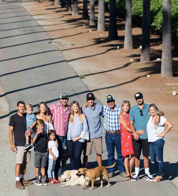 Dorcich Family image - DFV