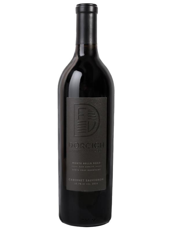 Monte Bello Road Cabernet Sauvignon - Dorcich Family Vineyards