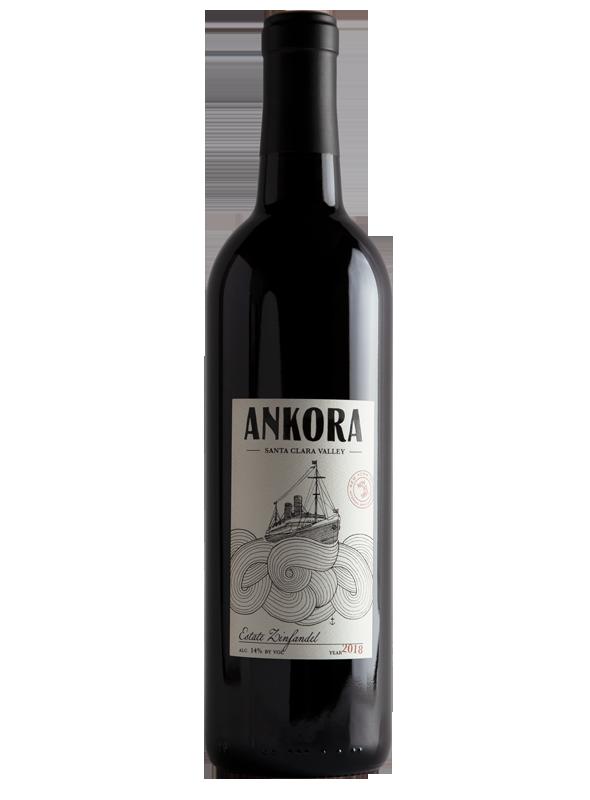 2018 Ankora Zinfandel - Dorcich Family Vineyards