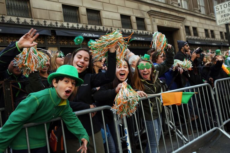 St. Patty's Day Parade in Conshohocken: Past & Present