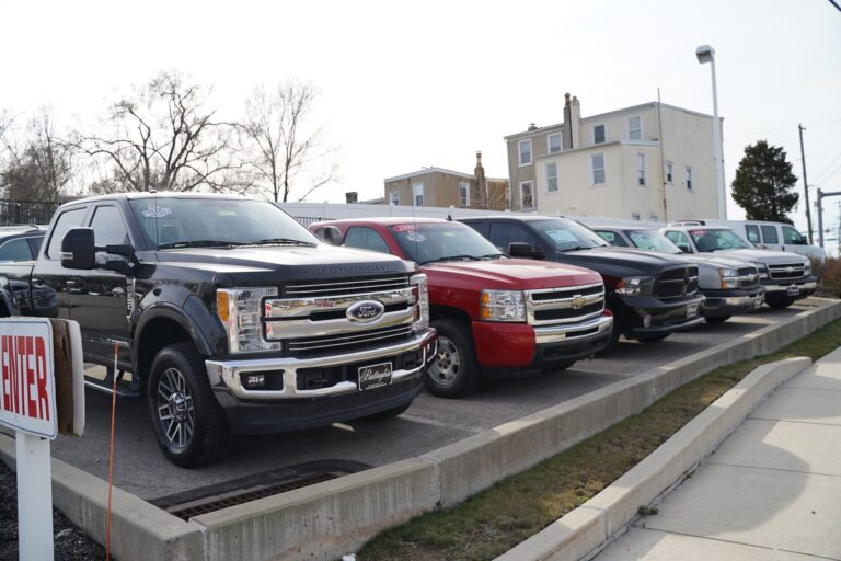 Pre-Owned Pickups: What To Look For in a Used Truck