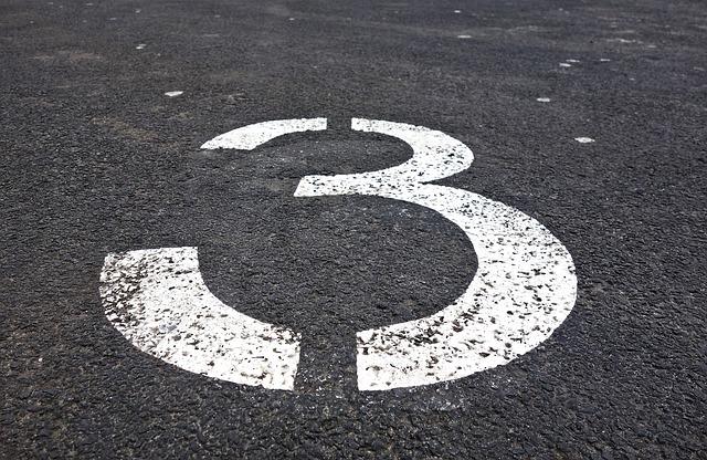 3 ways