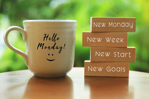 Manifesting Mondays