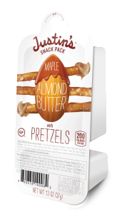 Justins Maple Almond Butter Snack Packs