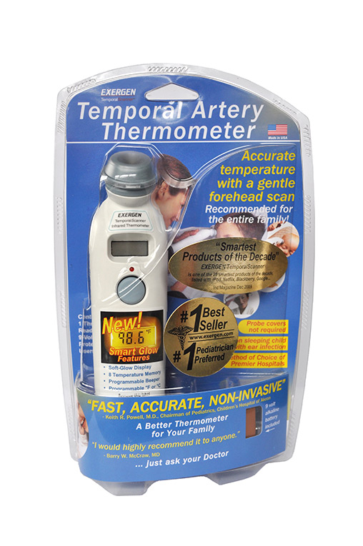 Exergen-Temporal-thermometer