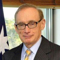 Bob Carr former Australian Foreign Minister, NSW Premier