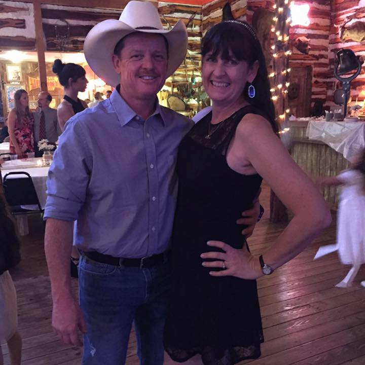 Brad and Kelly Mann
