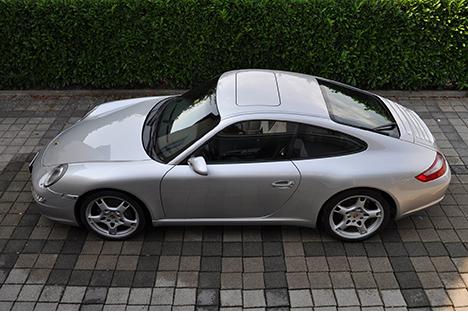 Dougherty services all Porsche vehicles