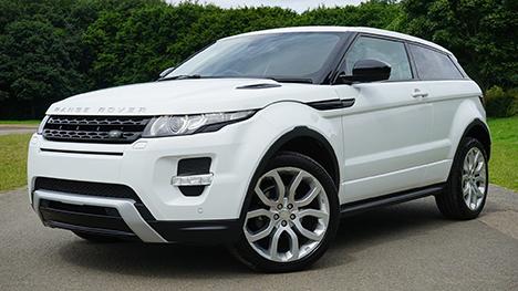 Dougherty Automotive services Range Rover