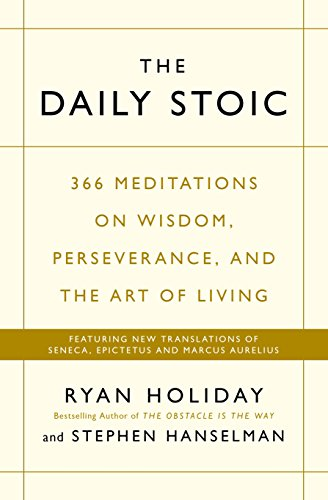 """Recommended to me by a friend, I've always been interested in the great philosophers, but never really read much by them. This one is also a """"daily"""" reader and is even shorter than the Book of Awakening. I've started reading these each day in my morning routine as well since they take about 30 second to a minute and are really interesting. Learn something new every day!"""