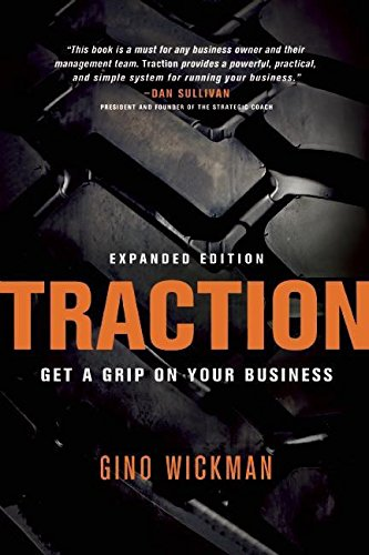 """At a lunch meeting with my friend and customer Vince Sheehy sometime around 2012 or 2013 he asked me if I had read this book. I hadn't, but I downloaded it that day and read it for the first time. I read it again as soon as I finished it and it was clear to me that here was a book that completely outlined a process that I felt could change how we operated at APCO/EasyCare. We were good... we wanted to be great, and what was missing was a true system that kept our ever growing team aware of and focused on what was most important. Traction and the EOS (Entrepreneurial Operating System) if so perfectly lays out has been the catalyst to our significant growth over the past 8 years. It sounds simple, and it is. But, it is not """"Easy"""". What it does is make everyone in the organization more accountable to their commitments and it creates teams that get results. I've helped two other companies implement Traction since I stepped down at APCO and both are executing at extremely high levels."""