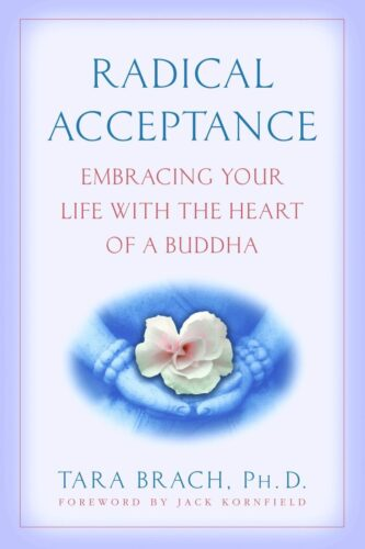"""Tara is one of my favorite Dharma Teachers. She focuses on """"self-care"""" and opening up to our true feelings, connecting with them and letting them freely pass thru us rather than holding them in and continuing to suffer. She teaches self-compassion and how to really experience what we feel and open to the moment we are in. This is a very powerful book for anyone who is constantly beating themselves up... who's """"voice in their head"""" is driving them to believe they are not worthy."""