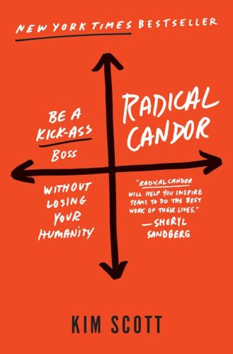 """This book is all about being real, direct and truthful with the people we lead. It's a quick read and well worth it, especially for someone who's committed to """"Radical Transparency"""" as a leadership trait."""