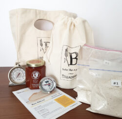 Bread Baking Box - Breadista's first box is called Founder-Box