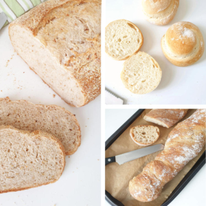 baking kits for traditional a German bread basket from BREADISTA