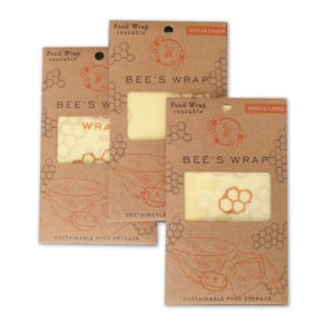 Bee's Wrap - Pack of 3
