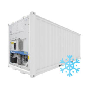 20ft High Cube Refrigerated Shipping Container