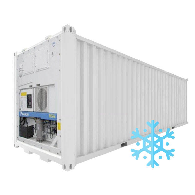 40ft High Cube Refrigerated Shipping Container