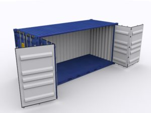 20ft Side Opening Container