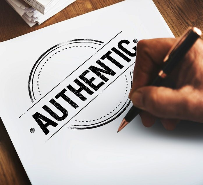 authenticity for communication and brand building