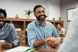 declining or hiring a job candidate
