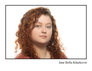 "Jane Bella Kharkover, ""Alone"""