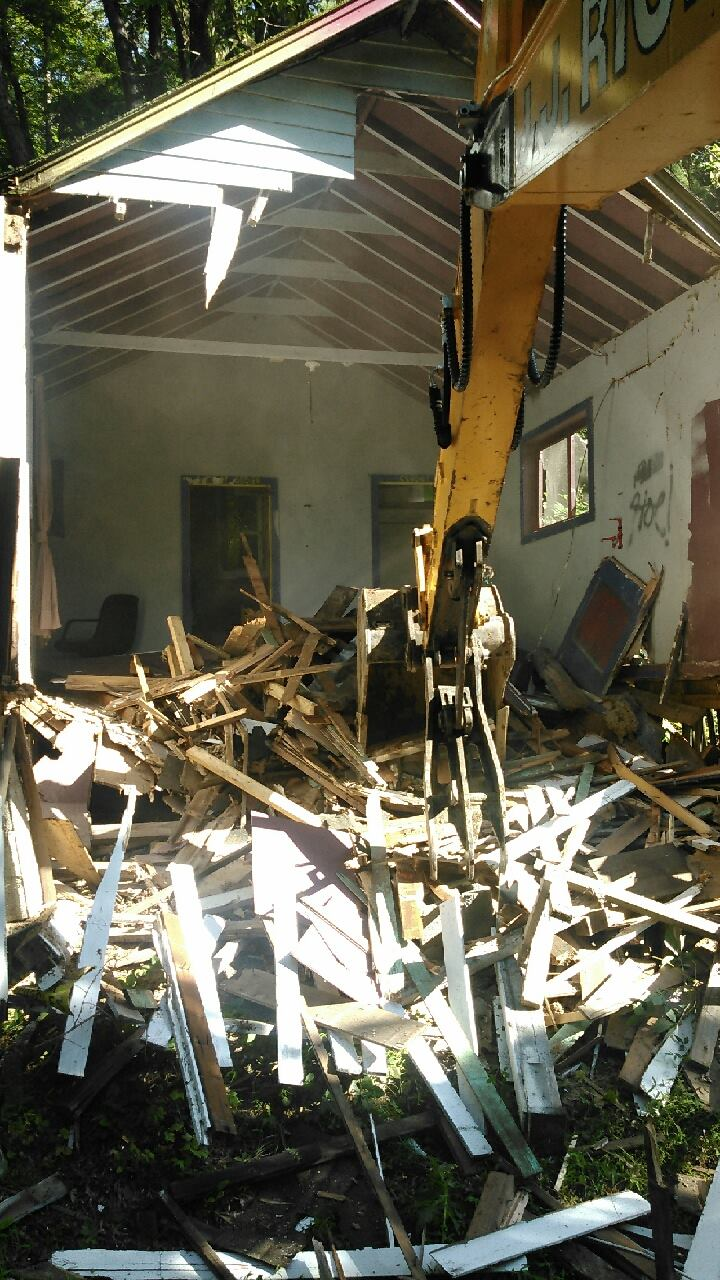 Taking Down House