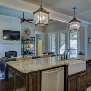 Beautiful kitchen that could be yours when buying with Kate Soldano