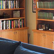 Bookcases- Storage