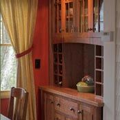 Built-in Cabinetry and Bars
