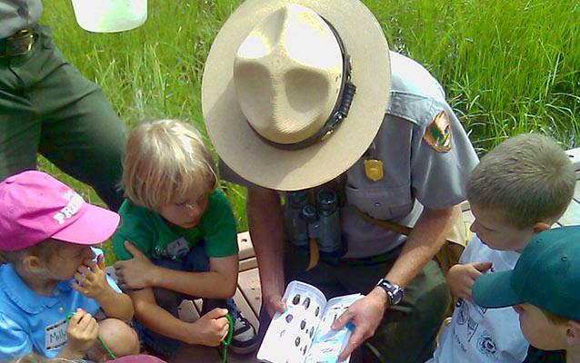Ranger Teaching