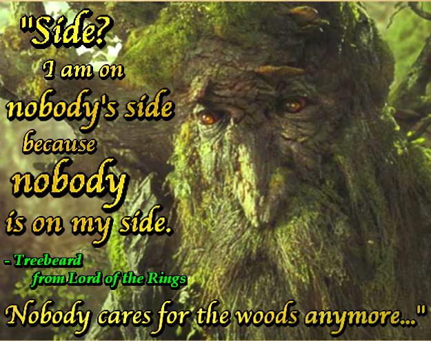 Treebeard Quote