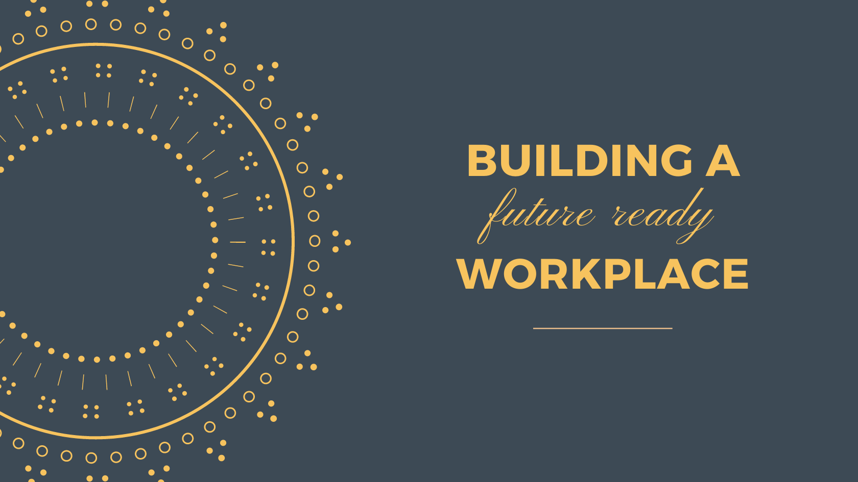 Office 4.0 - How Technology is Reshaping the Way We Work