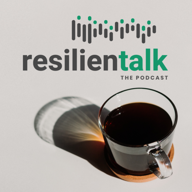 ResilienTalk The Podcast Now on Spotify