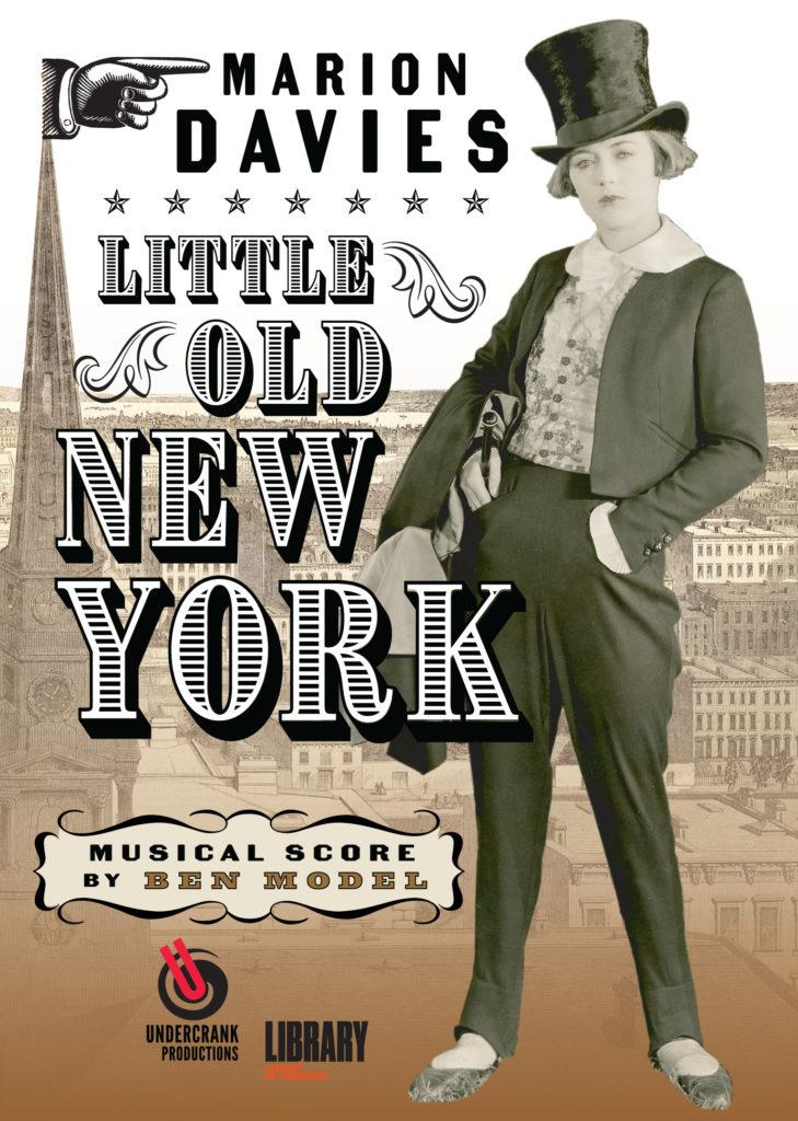 Little Old New York DVD