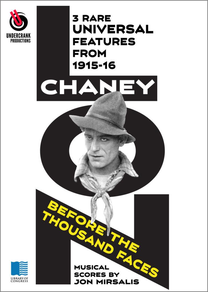 Lon Chaney DVD