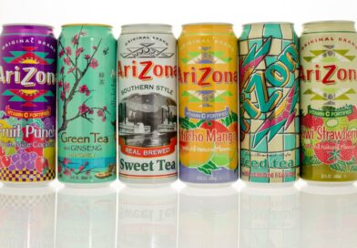 Maker of Arizona Iced Tea Reportedly Entering Cannabis Industry