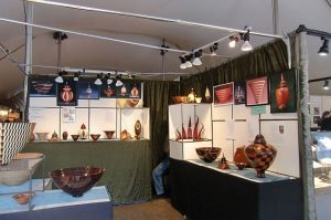 The American Craft Exposition showcases high quality works at its annual fair at the Chicago Botanic Garden.
