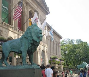 Along with visiting old favorite works see a couple of new exhibits at the Art Institute of Chicago.