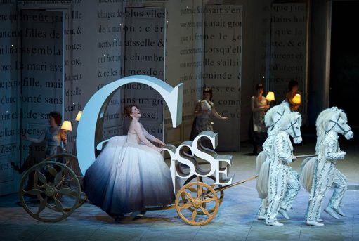 Cendrillon (Cinderella)at Lyric Opera. (Photo courtesy of Lyric Opera of Chicago)