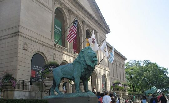 Art Institute of Chicago (Photo by J. Jacobs)