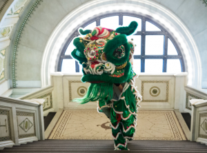 Celebrate Chinese New Year at the Chicago Cultural Center Feb. 5,2019 (Photo courtesy of Chinese Fine Arts)