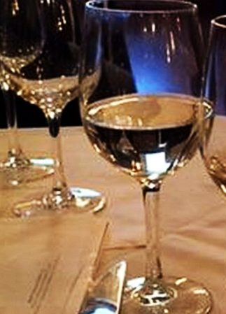 Wine seminars like the one pictured here help educate the palate. (J Jacobs photo)