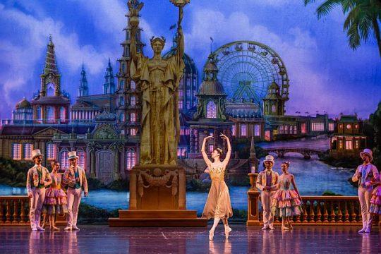 Joffrey Ballet's (Cheryl Mann photo from 2018)